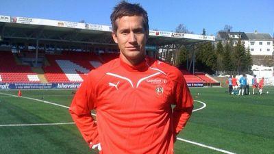 Morten Gamst Pedersen var fantastisk mot RBK i 2004, skal han senke gamleklubben igjen 12 år senere? Bilde fra www.til.no