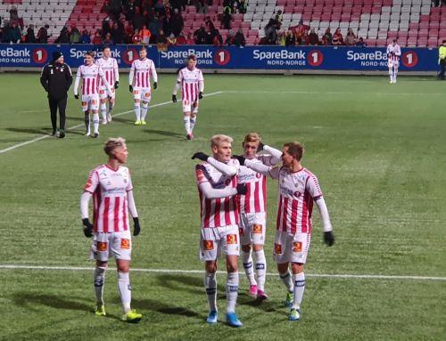 Før kampen: Sarpsborg – Tromsø