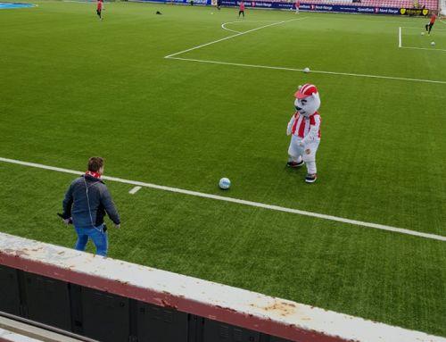 Før kampen: Tromsø – Vålerenga